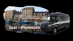 Iasi Plymouth - Transport persoane Anglia
