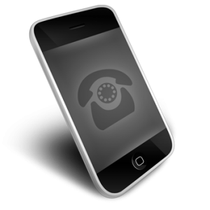 logo telefone