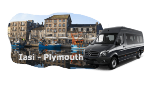 Iasi Plymouth - Transport persoane Anglia