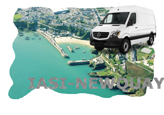 transport persoane si colete Iasi Newquay