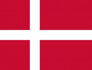 danemarca steag