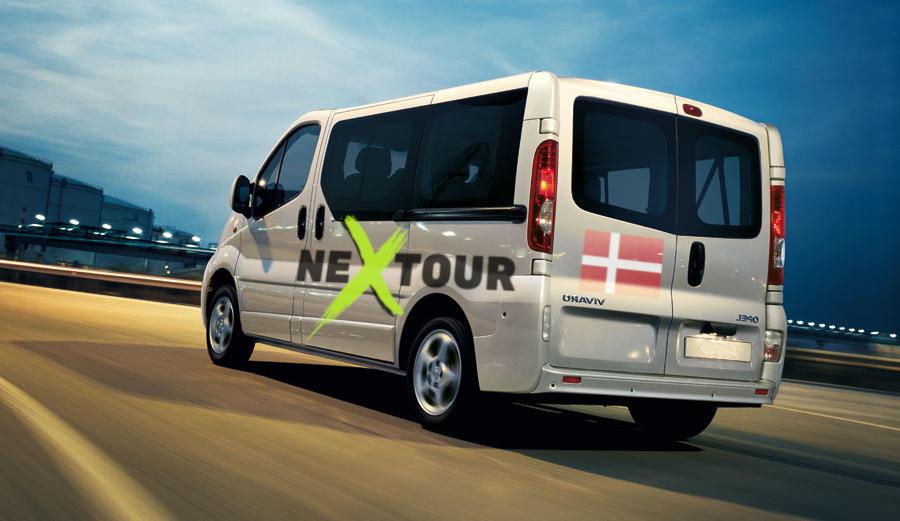 transport danemarca microbuz