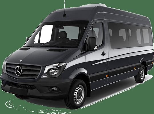 transport microbuz spania